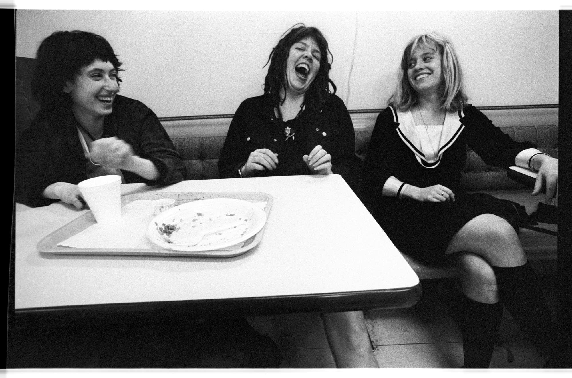 : On the road with Babes in Toyland,1990.