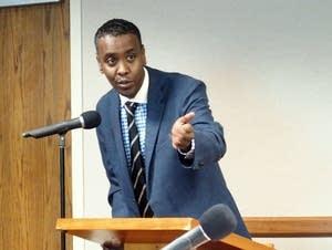 Minneapolis Council Member Abdi Warsame