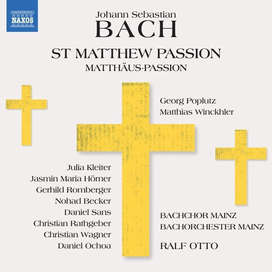 Bach - St. Matthew Passion: O Mensch, bewein dein Sunde gross