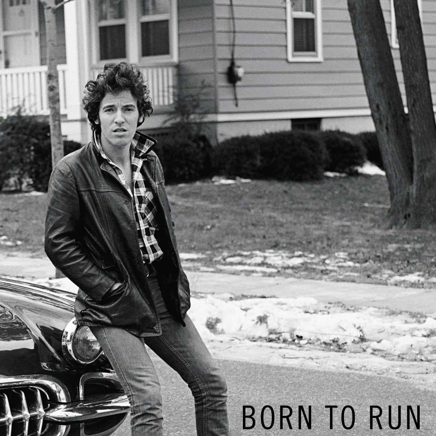 Bruce Springsteen's memoir 'Born to Run'