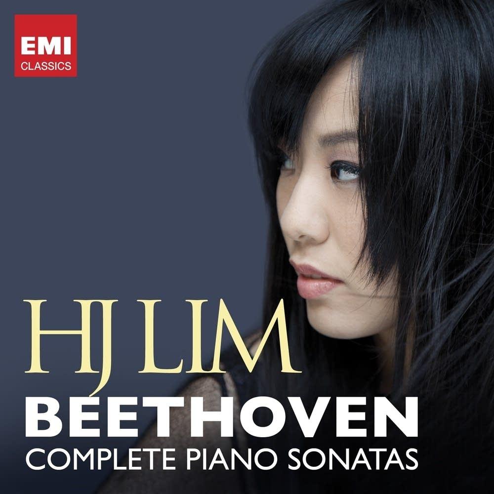 HJ Lim - Beethoven: Complete Piano Sonatas (EMI)