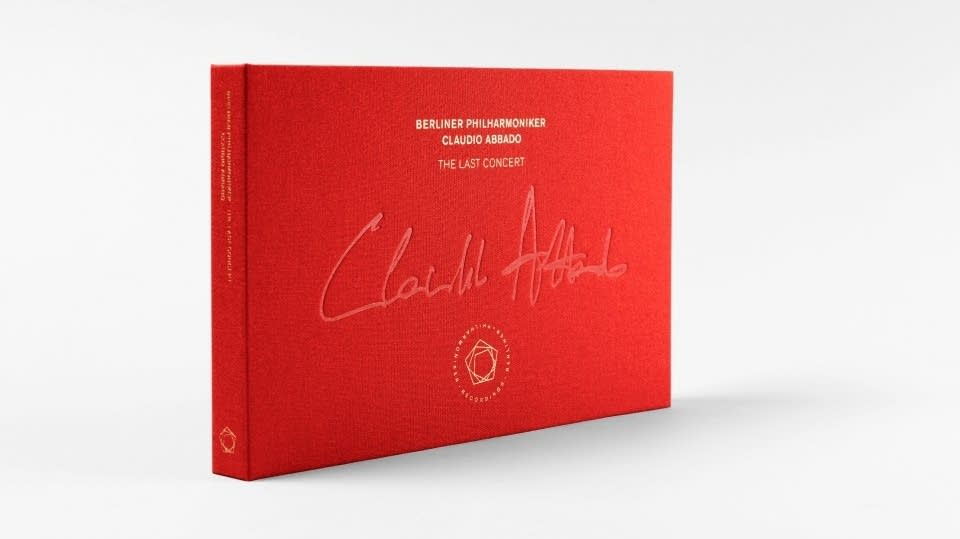 'The Last Concert' boxed set with Claudio Abbado and Berlin Philharmonic 07