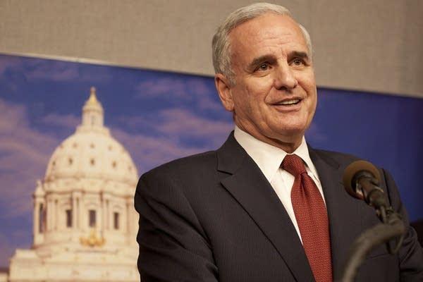 Governor-elect Mark Dayton