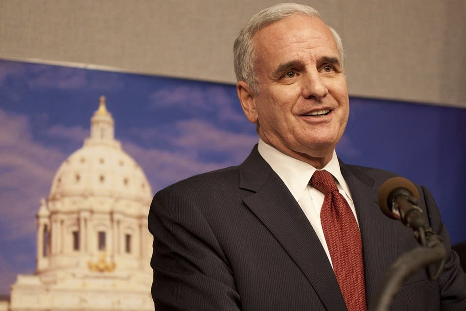 Gov.-elect Mark Dayton