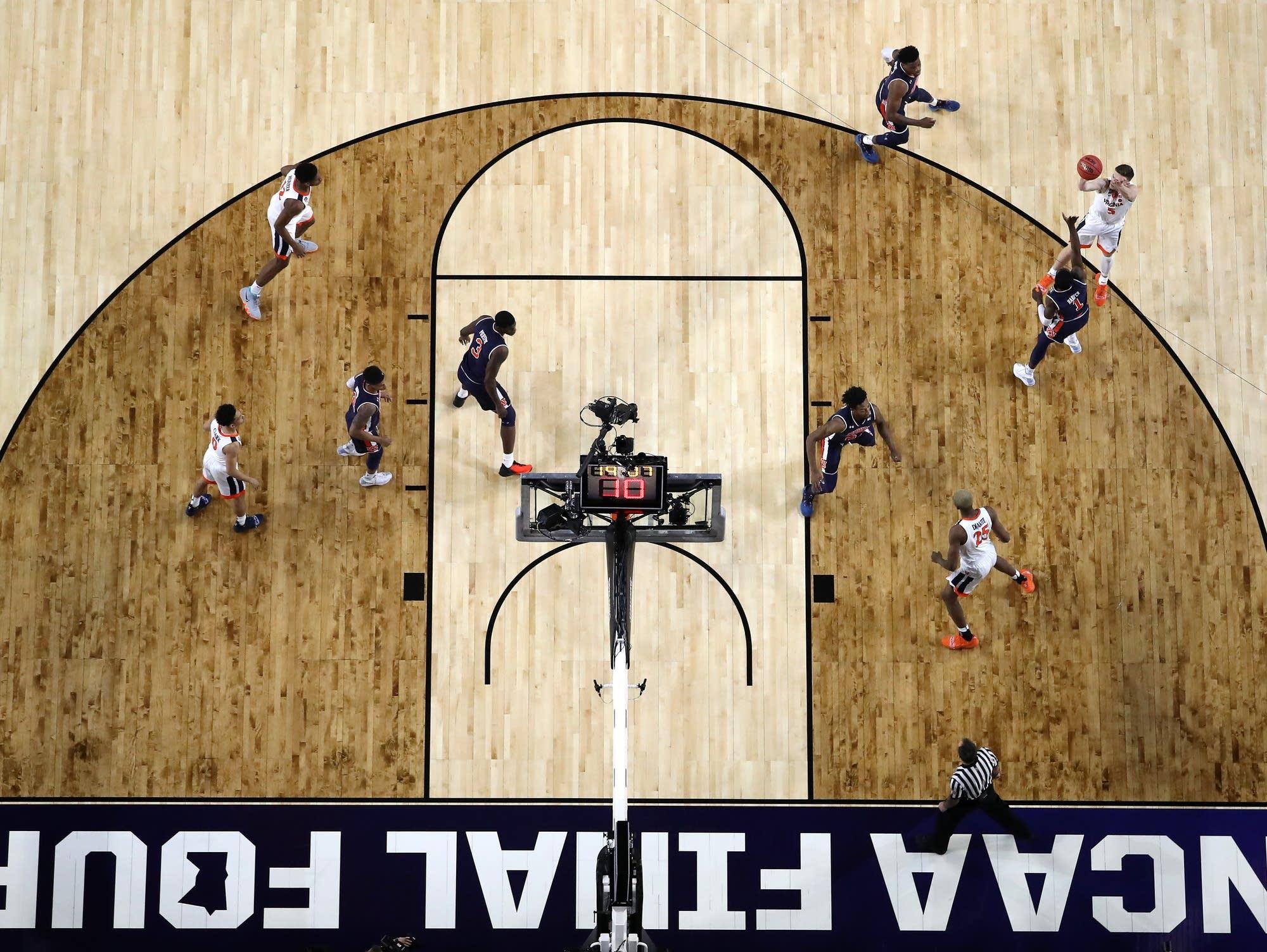 Final Four in Minneapolis