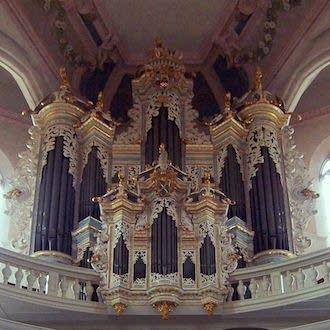 1746 Hildebrandt/Welzelkirche, Naumburg