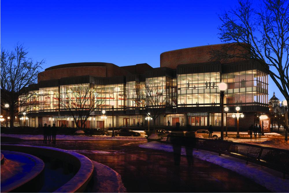 Ordway Center concert hall