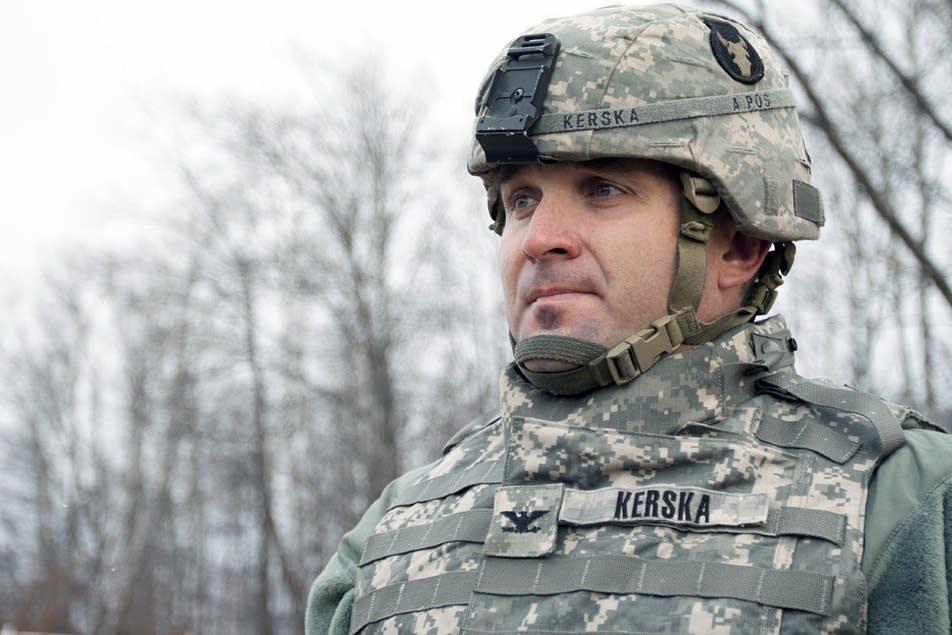 Col. Eric Kerska
