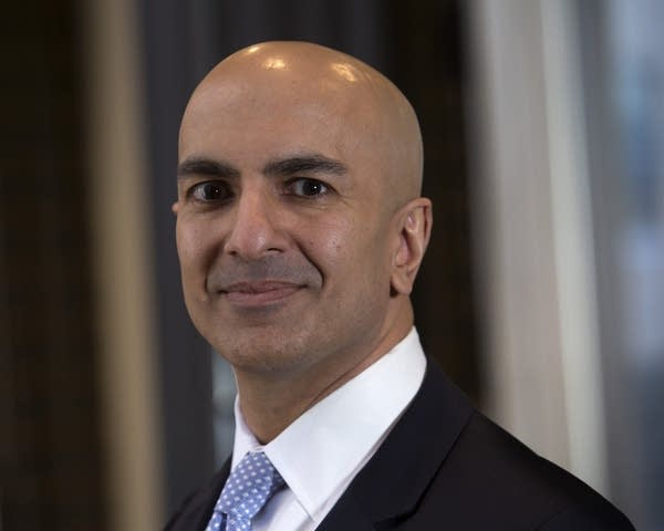 Neel Kashkari, president of the Mpls. Fed