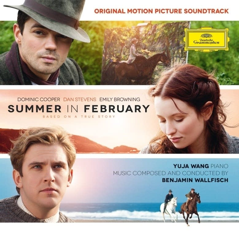 Summer In February Original Soundtrack