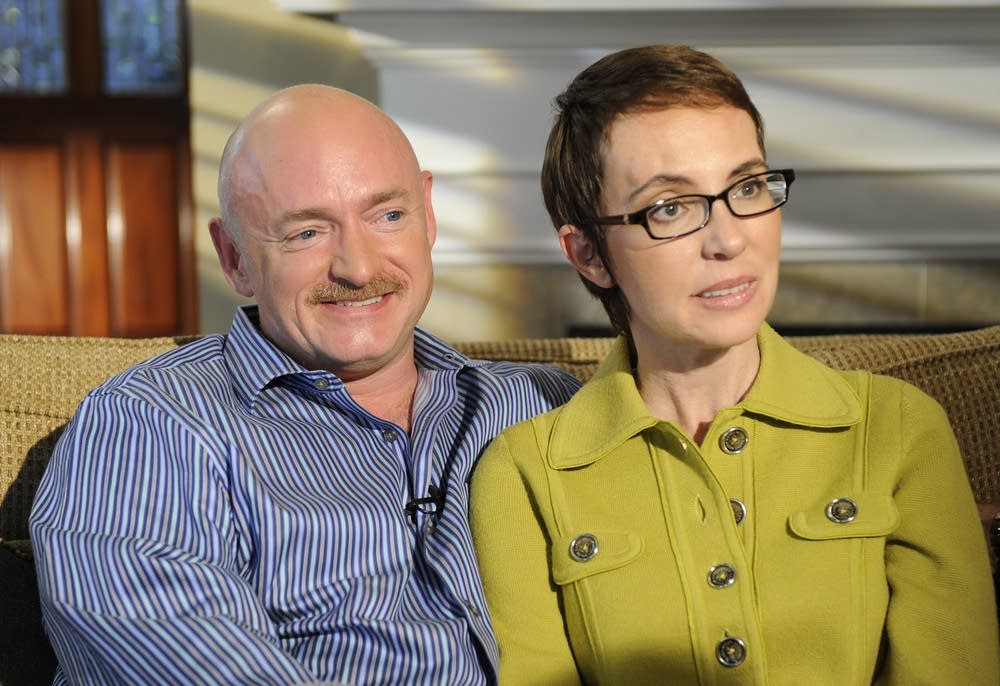 Mark Kelly, Gabrielle Giffords