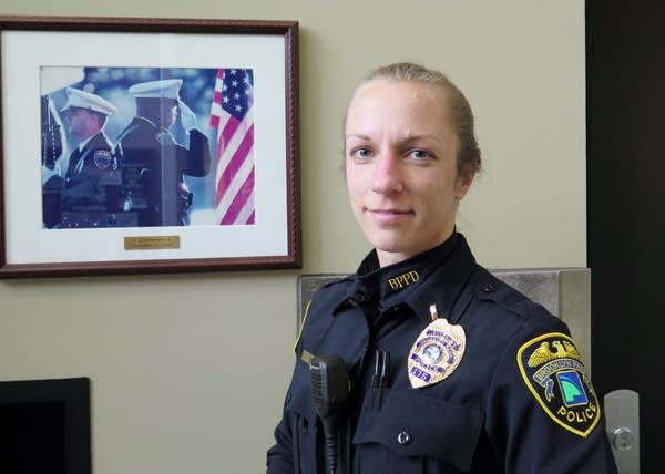 Lt. Toni Weinbeck