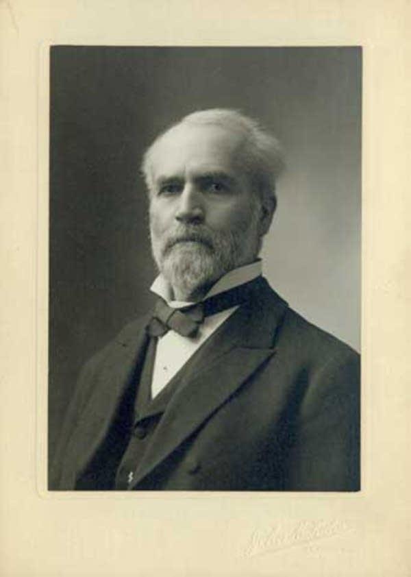Nathaniel Pitt Langford