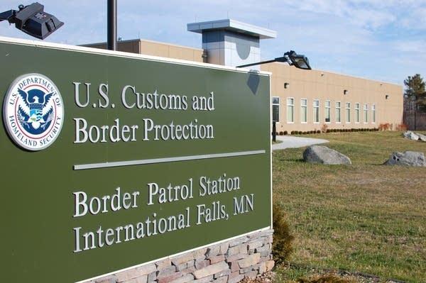 New Border Patrol station