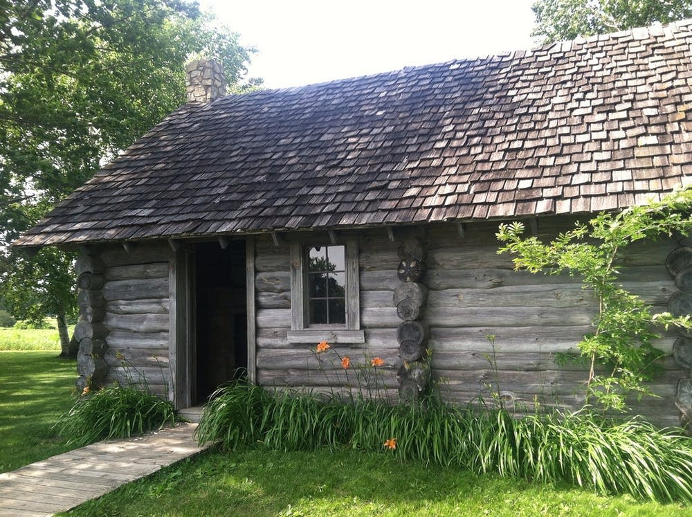 The Little House Wayside in Pepin, Wis.