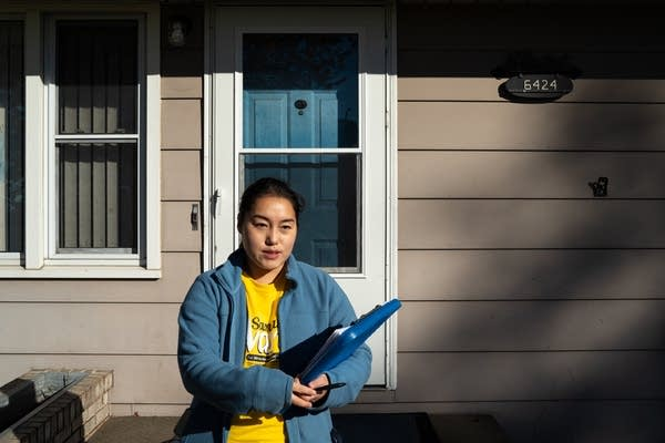 State house district 40B candidate Samantha Vang