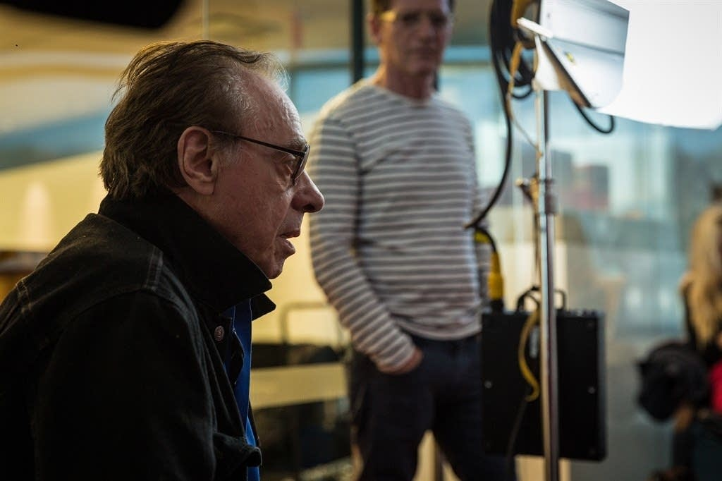 Director  Peter Bogdanovich.