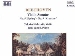 Ludwig van Beethoven - Violin Sonata No. 5