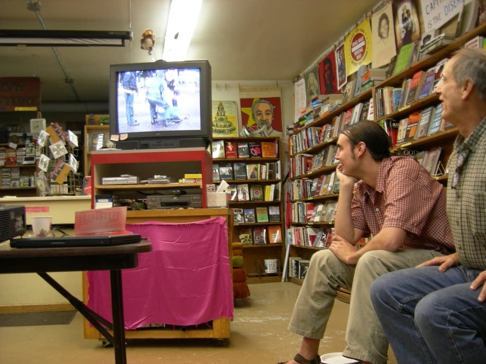 Activist at Mayday Books