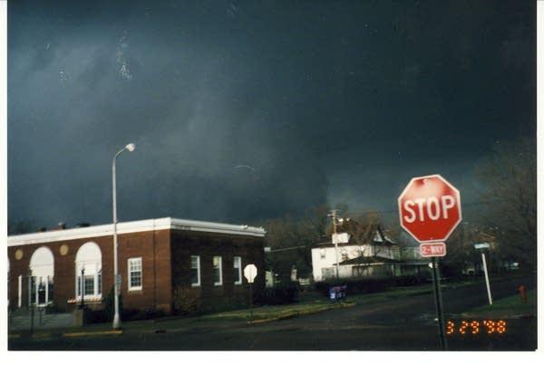 St. Peter tornado