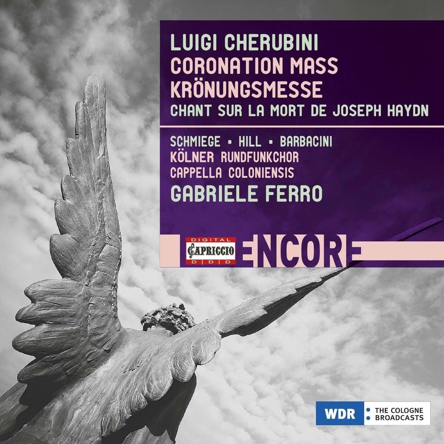 Cherubini - Chant sur la mort de Joseph Haydn