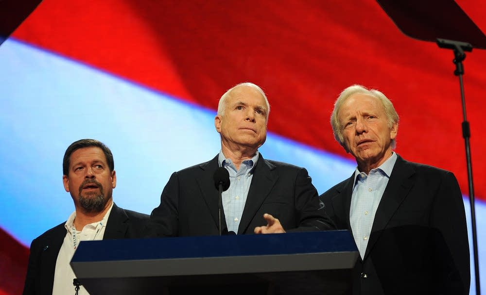 McCain, Salter, and Lieberman