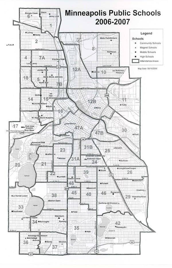 Minneapolis schools to close