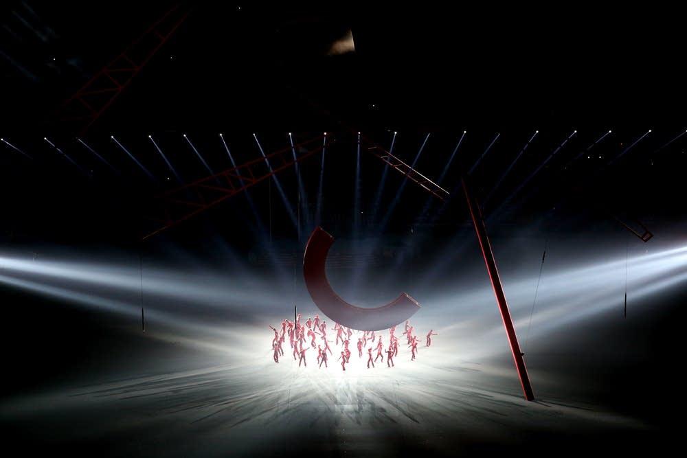 Time Forward!/Suprematic Ballet