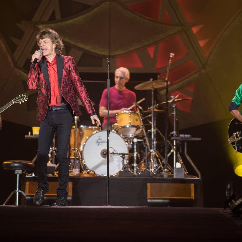 The Rolling Stones rock TCF Bank Stadium