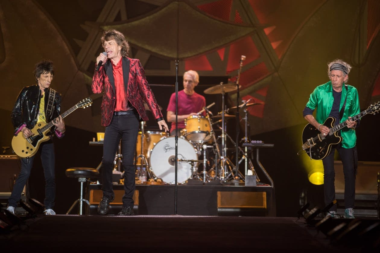 The Rolling Stones rock TCF Bank Stadium