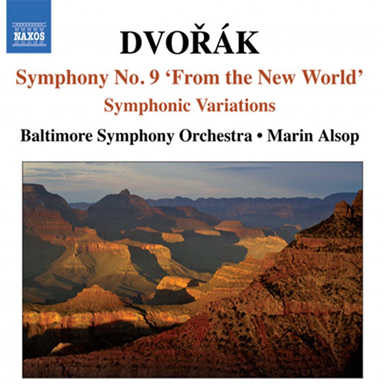 Antonin Dvorak - Symphony No. 9: I. Adagio - Allegro molto