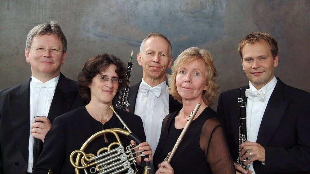 concert description woodwind chamber ensembles collaborative