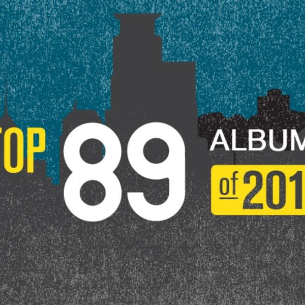Top 89 Albums of 2012