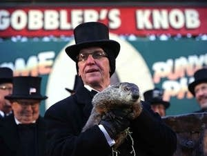 Annual Groundhog Day Ritual Held In Punxsutawney,