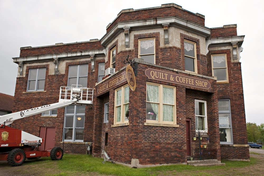 Randall Creamery, no longer vacant