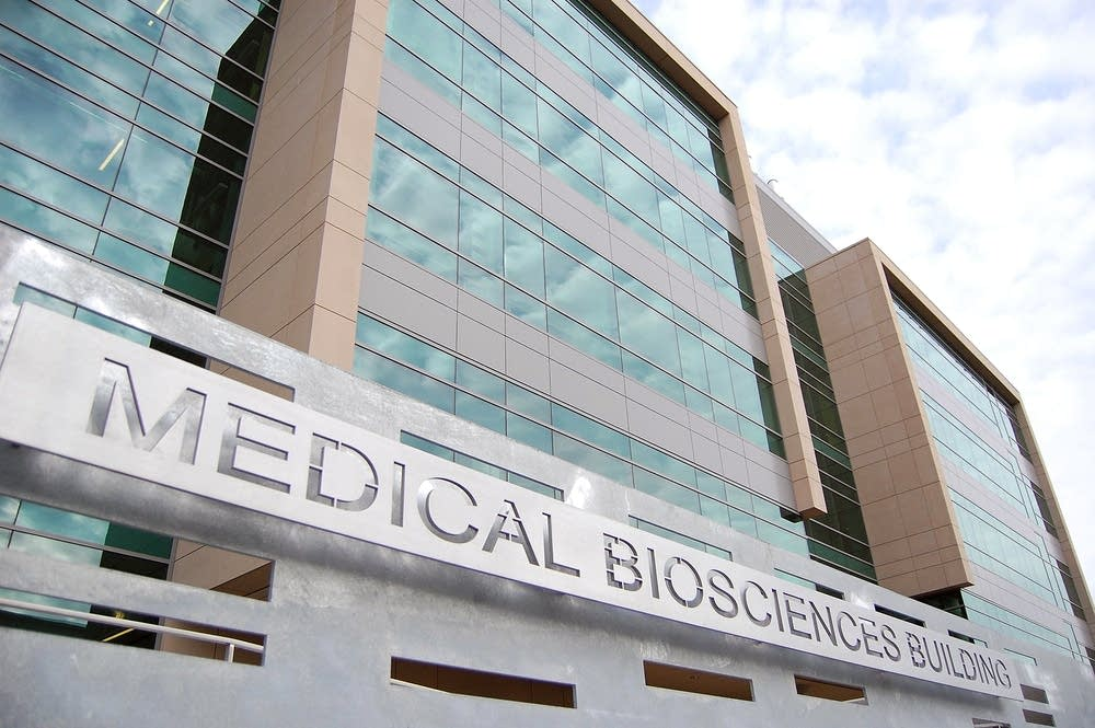 U of M's new biomedical sciences building