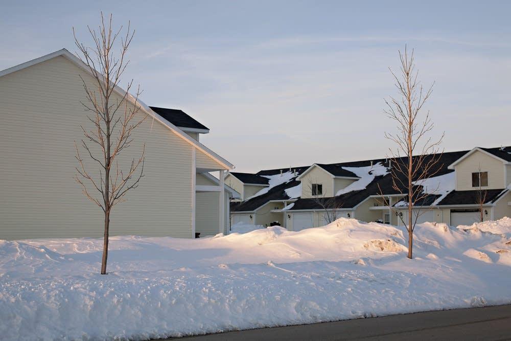 Roseau townhouses