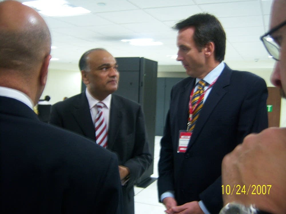 Tour of IBM in India