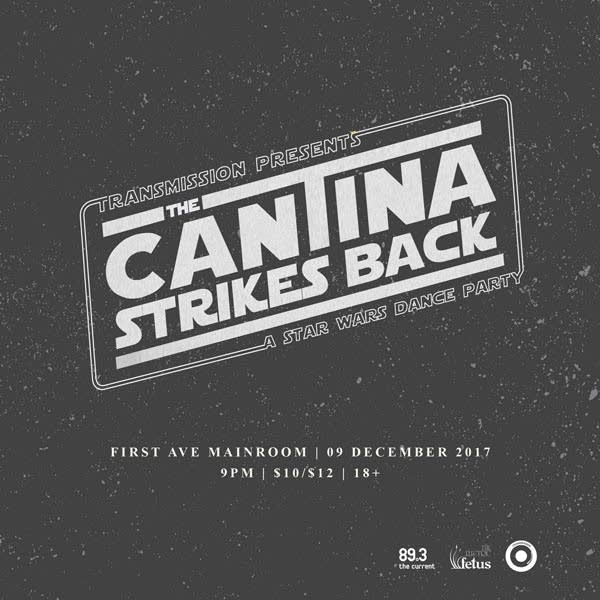 Cantina Strikes Back: Transmission