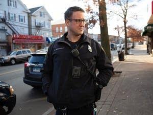 Officer Christian Bruckhart.