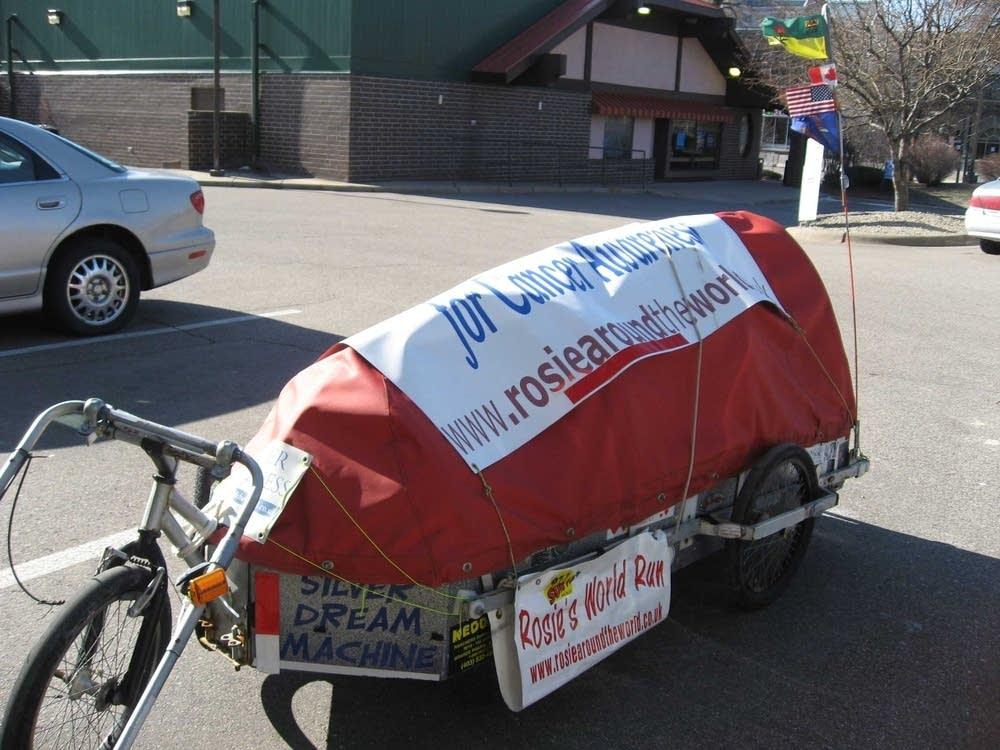 Rosie's cart