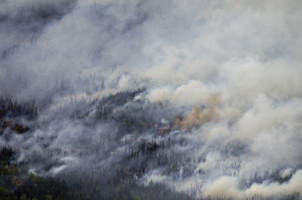 Pagami Creek Fire