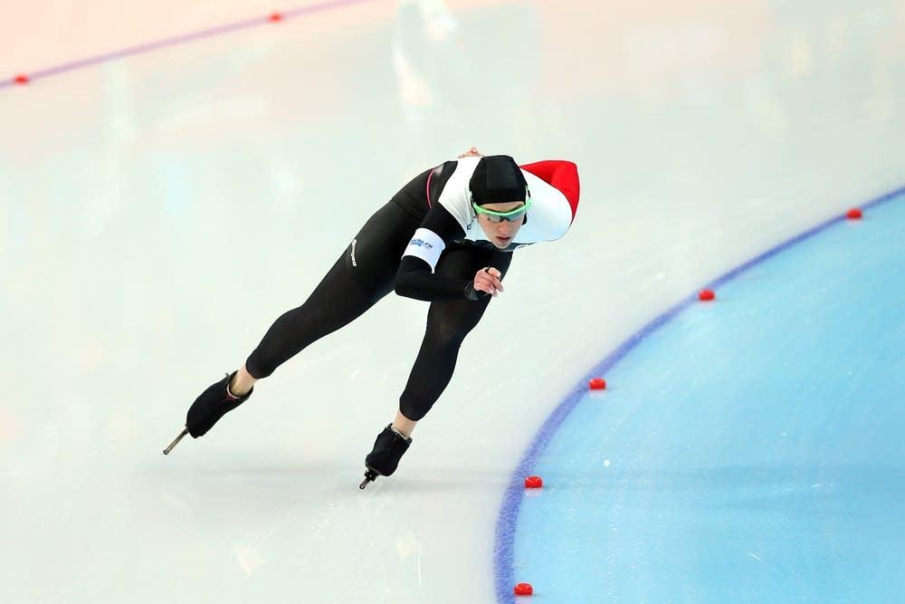 Brittany Schussler of Canada