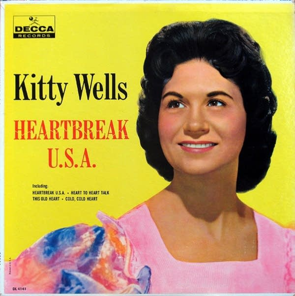 Kitty Wells - Heartbreak U.S.A