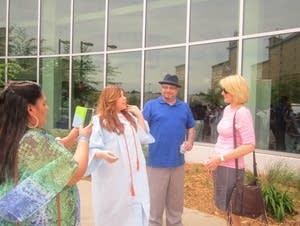Yariset Rodriguez's graduation