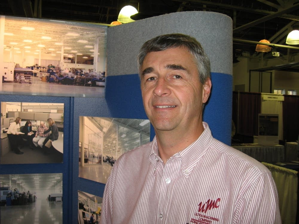 UMC, Inc. Vice President Randy Hatcher
