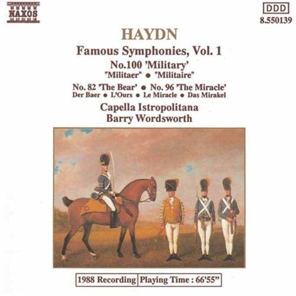 Franz Joseph Haydn - Symphony No. 82