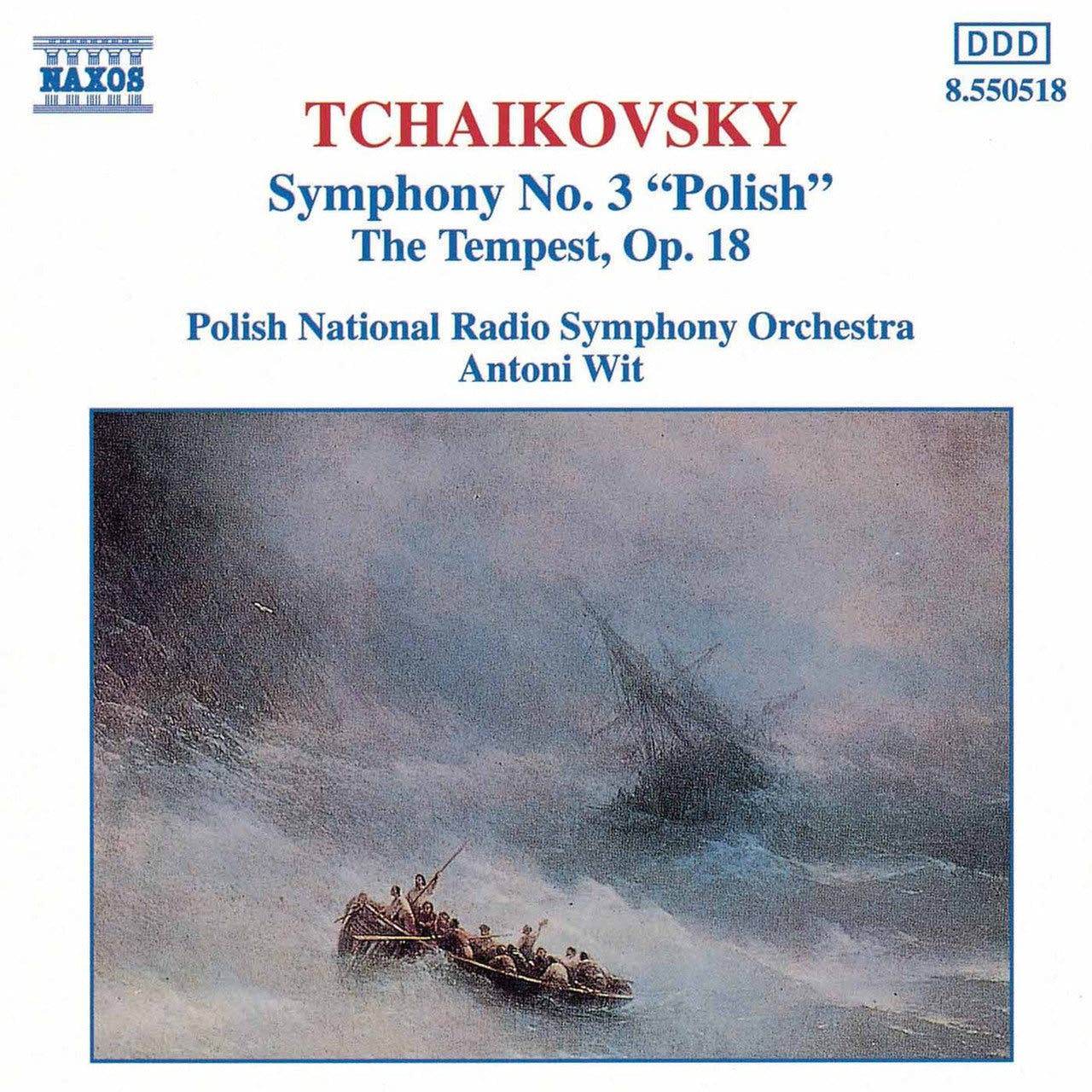 Peter Tchaikovsky - The Tempest