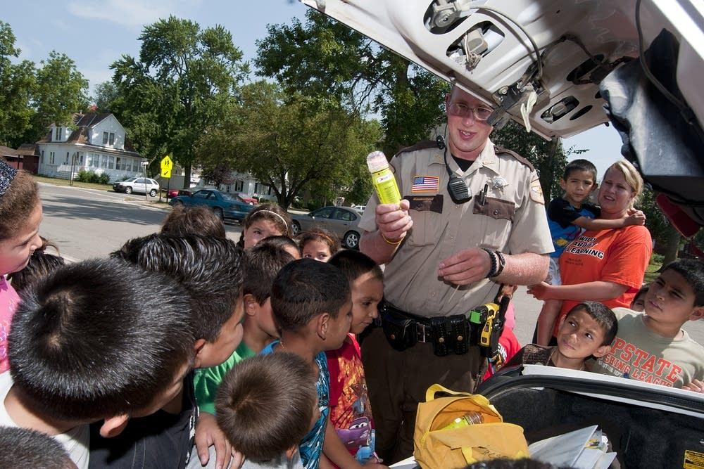 Deputy Sheriff Jeff Nelson