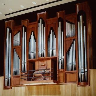 1990 Fisk/Slee Hall, University of New York-Buffalo